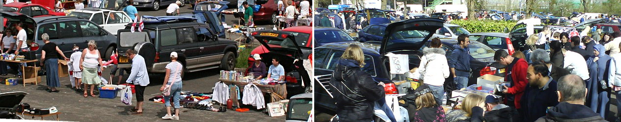 Car Boot Sales