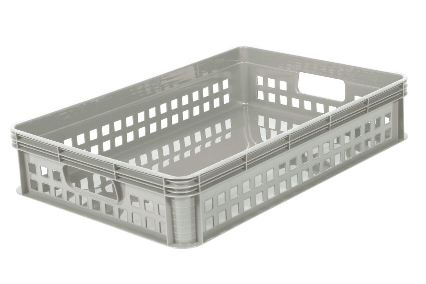 22 Ltr Perforated Plastic Robusto Storage Tray