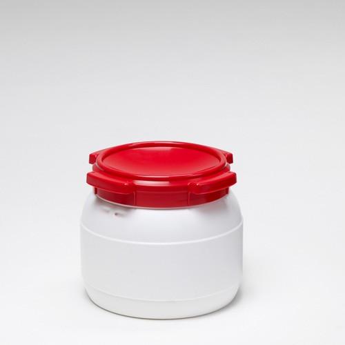 10.4 Ltr Air & Watertight Round Plastic Storage Keg