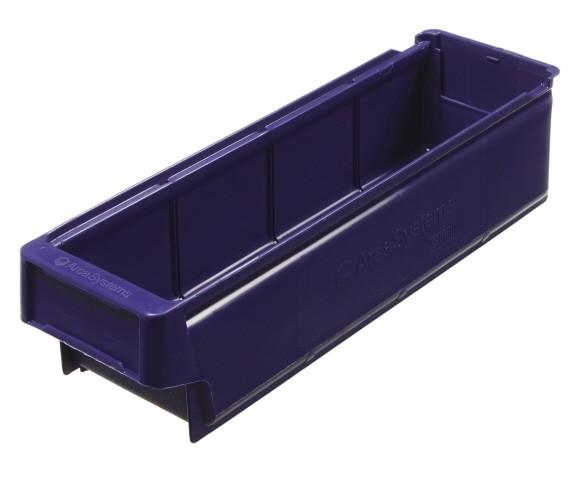 System 9000 Plastic Storage Tray