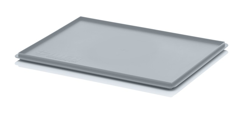 Lid for 600x400 Euro Plastic Stacking Container