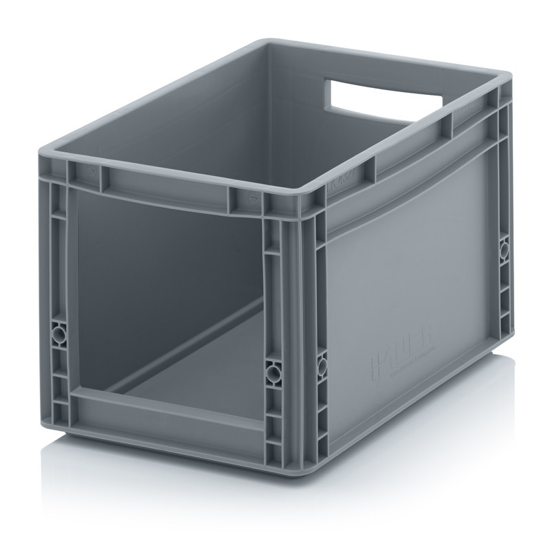 26 Ltr Small Open Fronted Stacking Picking Container