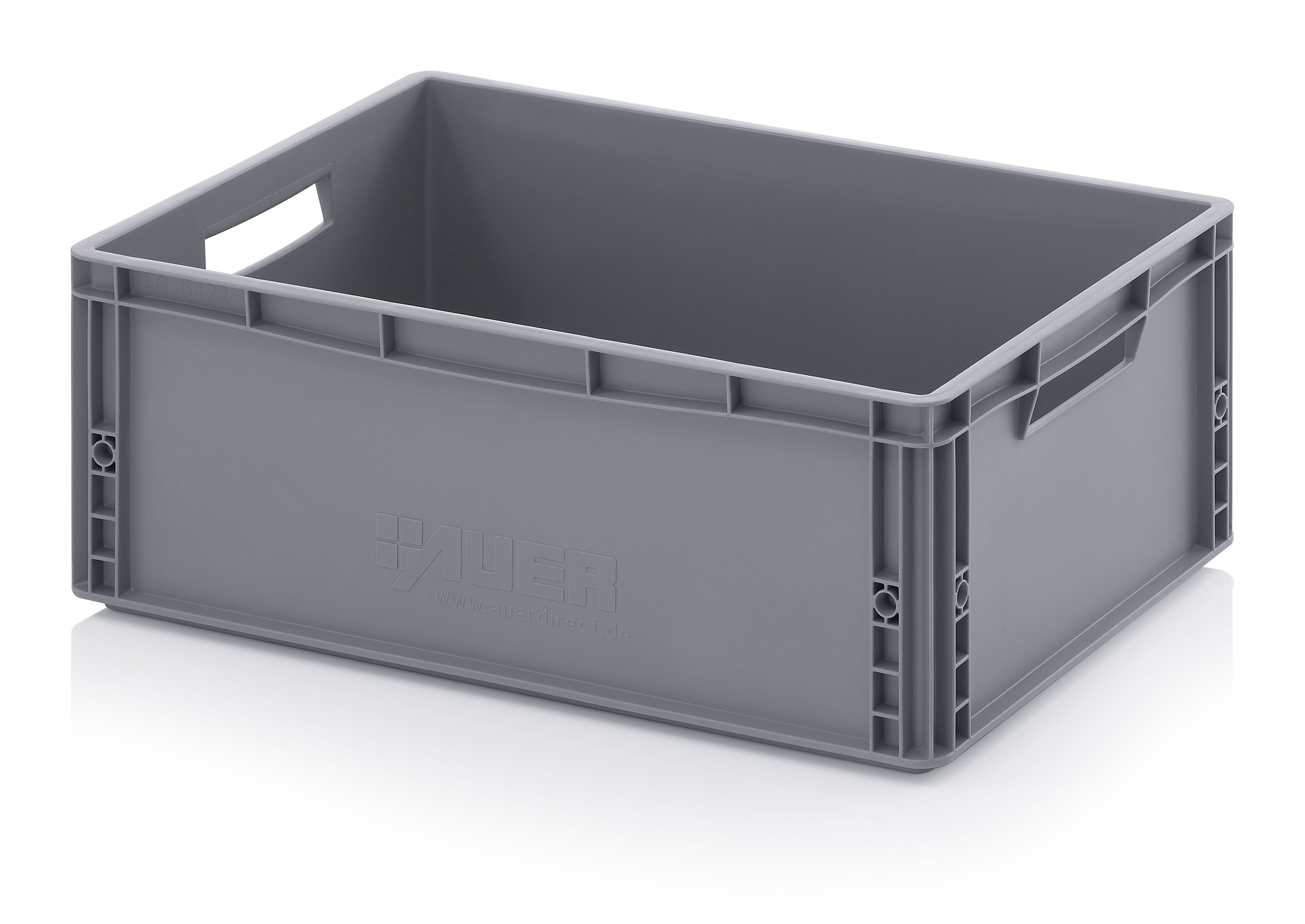 45 Ltr Euro Plastic Stacking Container/Storage Box