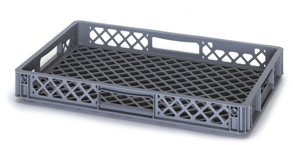 13 Ltr Perforated Euro Plastic Stacking Container