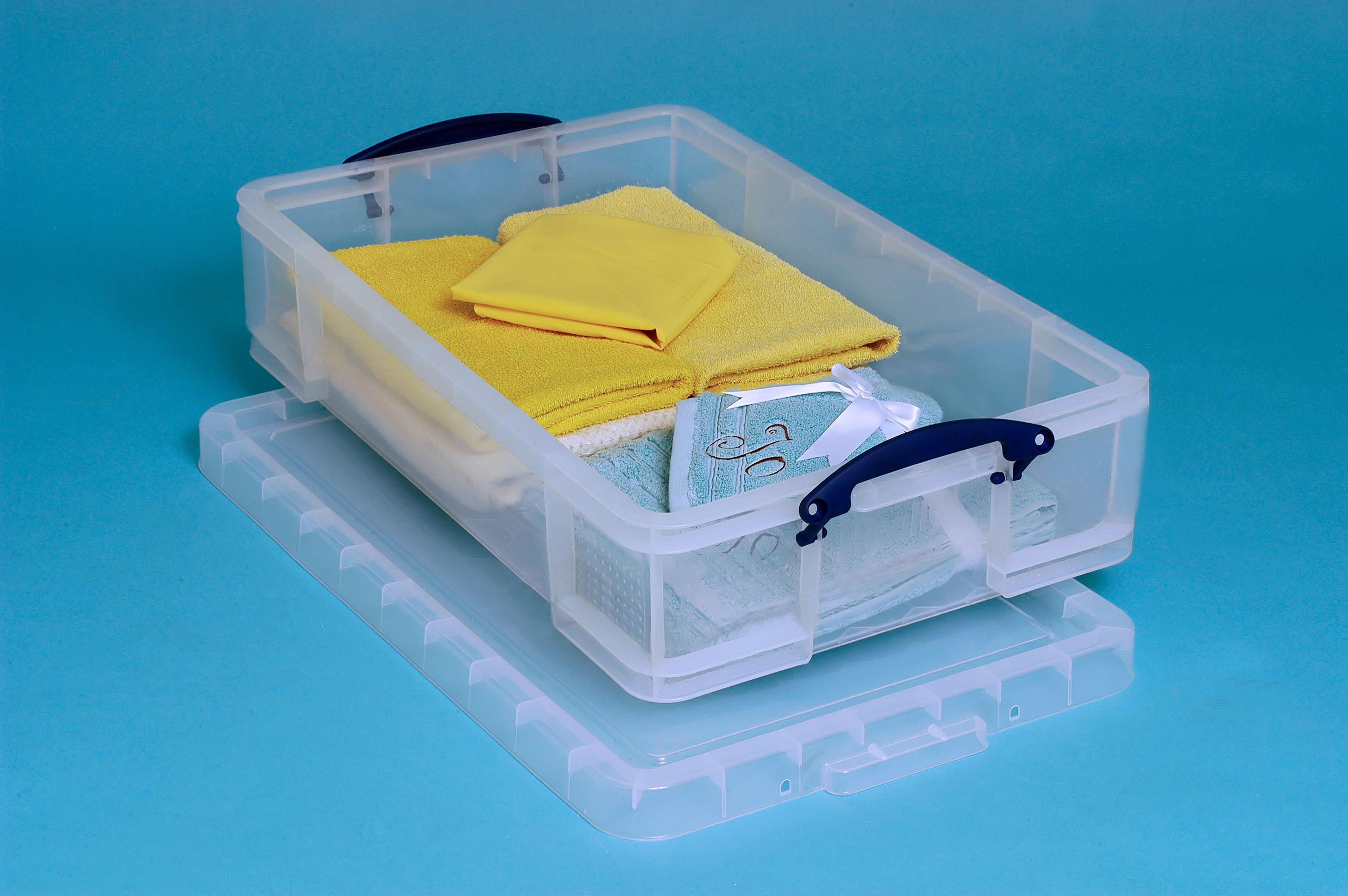 33 Ltr Really Useful Plastic Underbed Storage Box