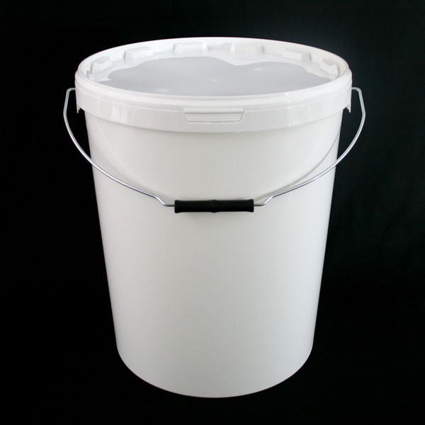27.5 Ltr Heavy Duty Airtight Plastic Catering Bucket