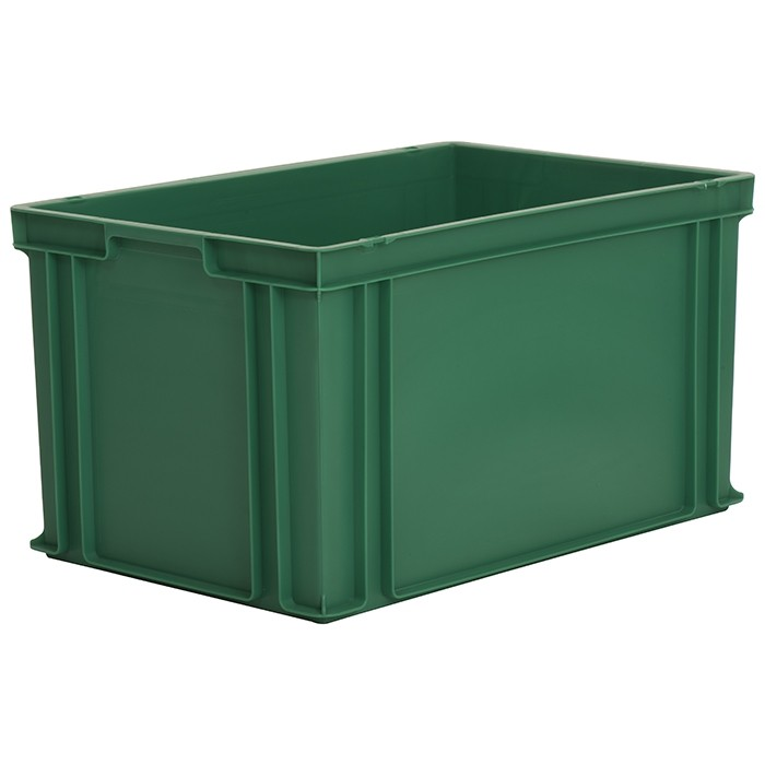 65 Ltr Coloured Euro Plastic Stacking Container