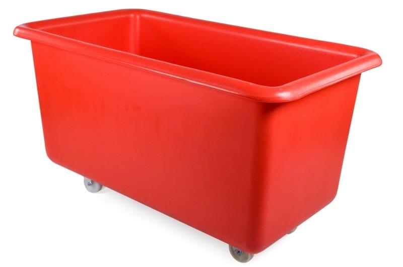 455 Ltr Heavy Duty Wheeled Plastic Storage Tank