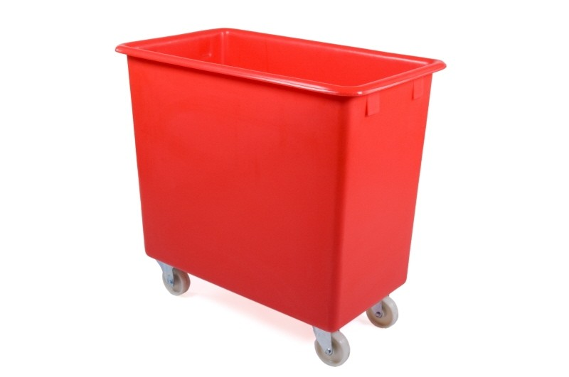 200 Ltr Heavy Duty Wheeled Plastic Storage Tank