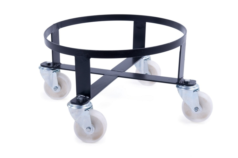 Round Steel Bin Dolly (for RM5B)