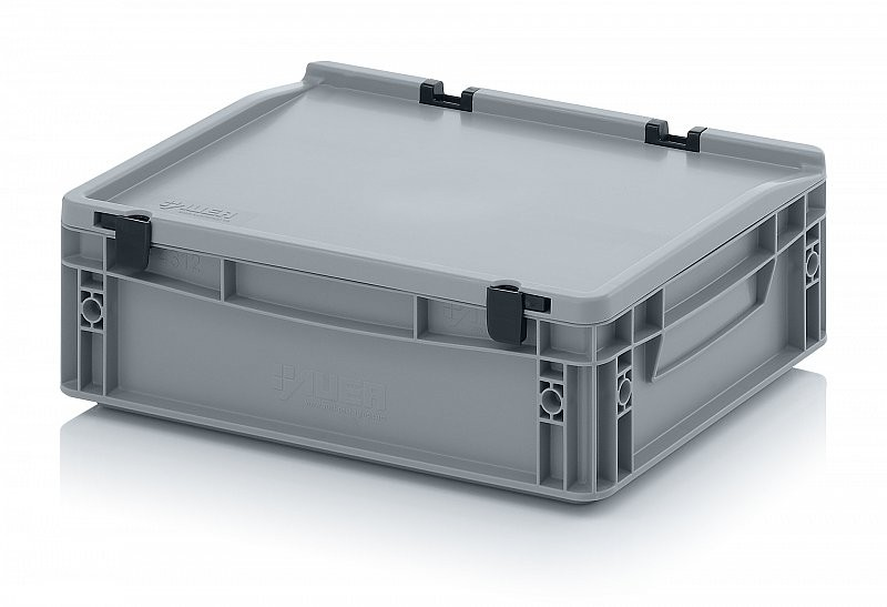 Plastic Tool Box Case Double-side Green Small Components Tool Storage Box uk